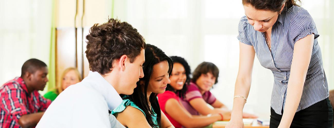 Teaching ESL to Teenagers