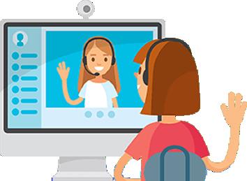 Teach English online to teens